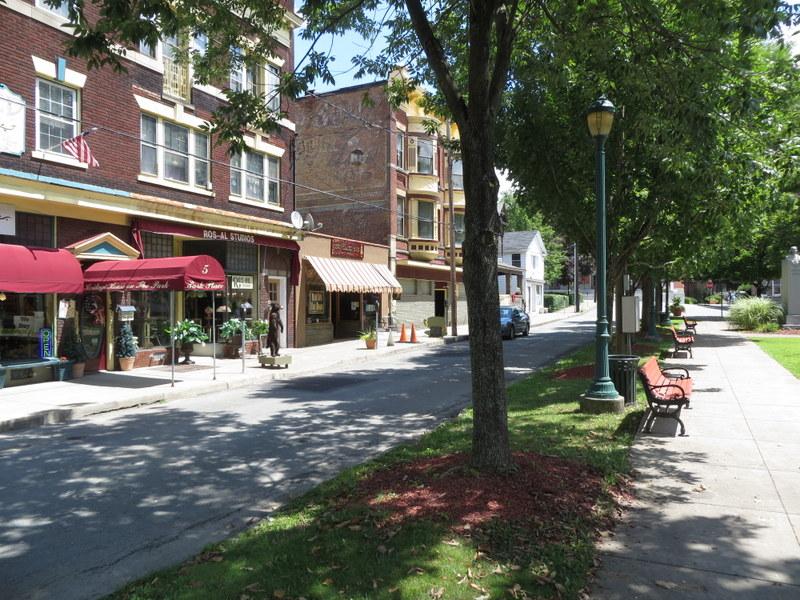 Carbondale - miasteczkow Pensylwanii
