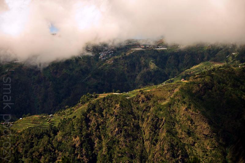 Widok na Korduliery. Zdjęcia z Filipin