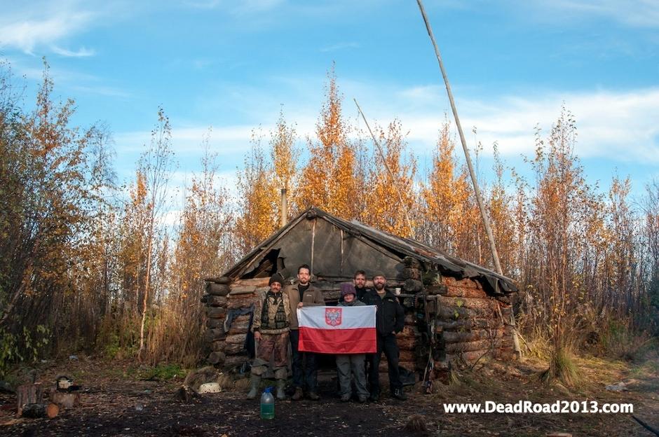 Wyprawa Dead Road - Martwa Droga 2013 na Syberii