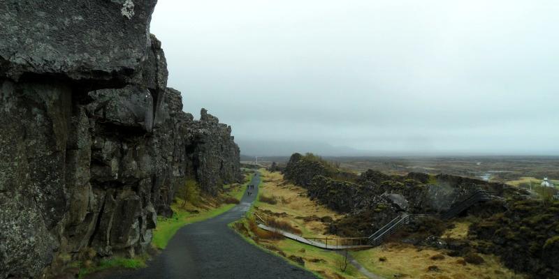 Podróż przez Islandię - foto