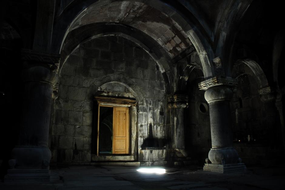 Monastyry - turystyczna atrakcja Armenii