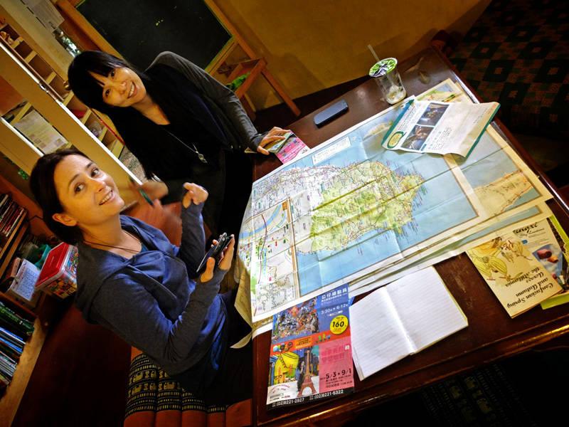 Planowanie podróży po Tajwanie