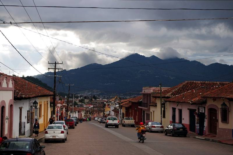 San Cristóbal de Las Casas - podróż przez Meksyk