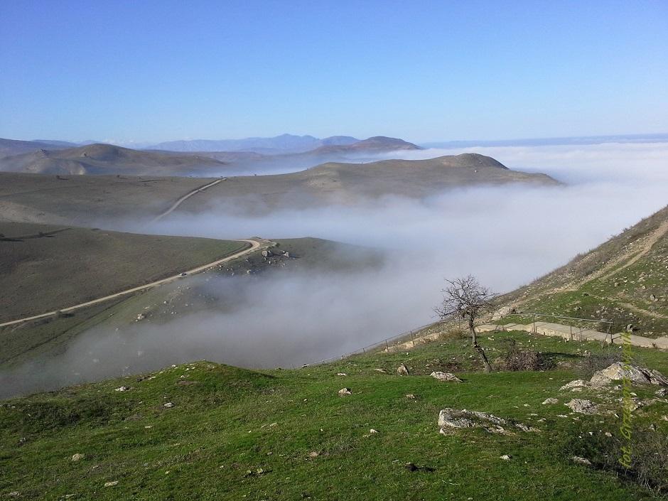 Krajobrazy Azerbejdżanu - foto