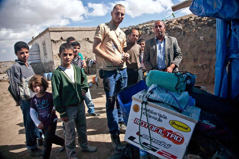 Motocyklowa wyprawa do tureckiego Kurdystanu