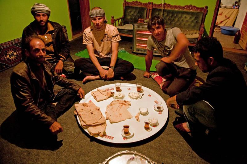 W gościnie u Kurdów