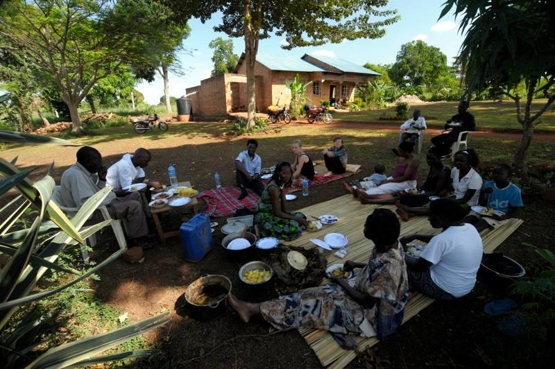 Święta Bożego Narodzenia w Ugandzie