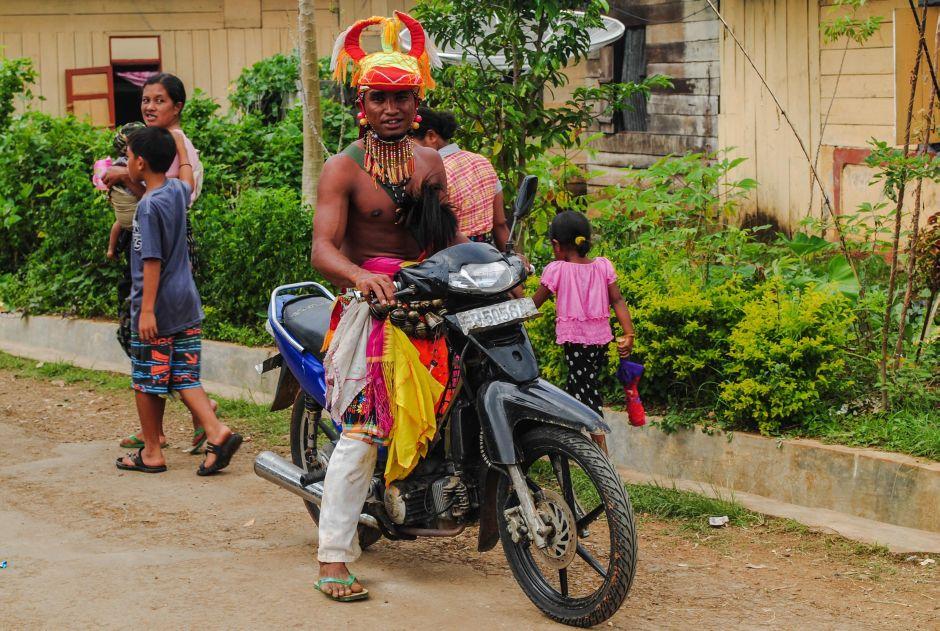 Manggarai na motocyklu