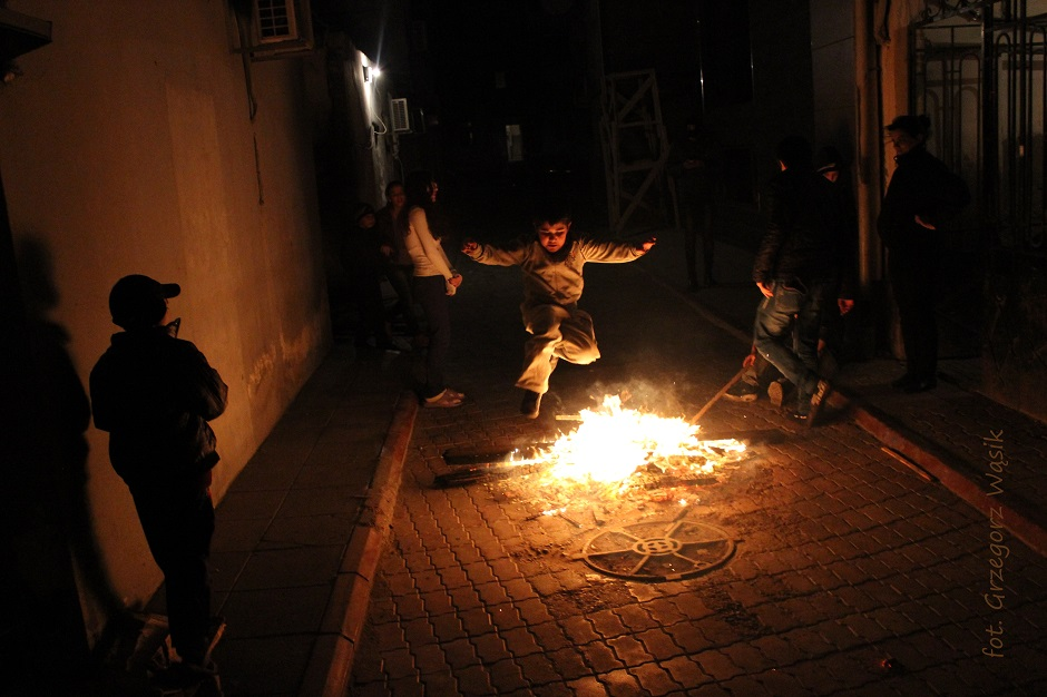Novruz w Azerbejdżanie - foto