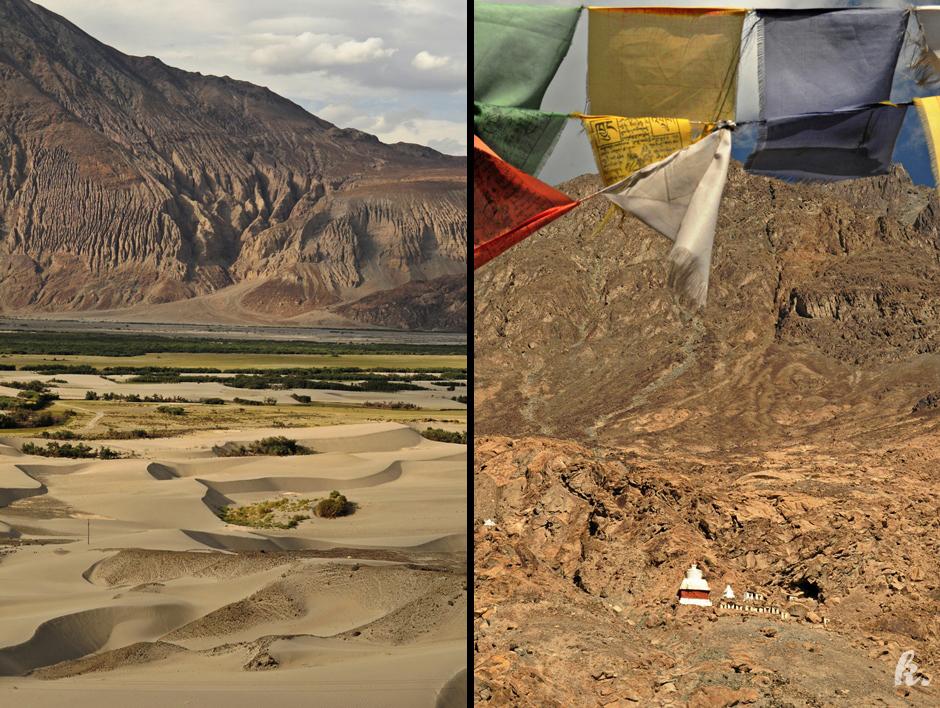 Zdjęcia z Ladakhu
