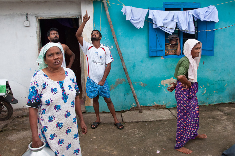 Muzułmańska dzielnica - zdjęcia z podróży przez Indie