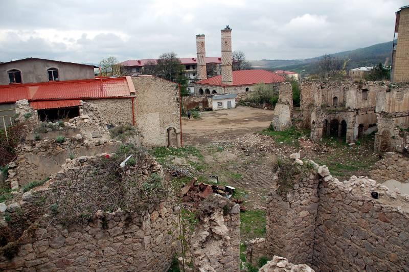 Górny Karabach - Szusza
