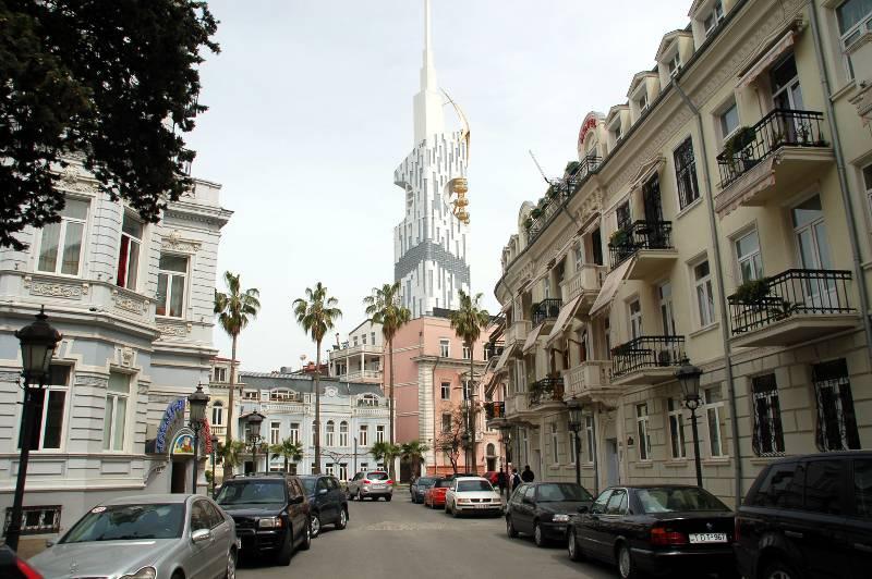 Gruzińskie Batumi