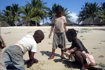 Dzieci z Mozambiku