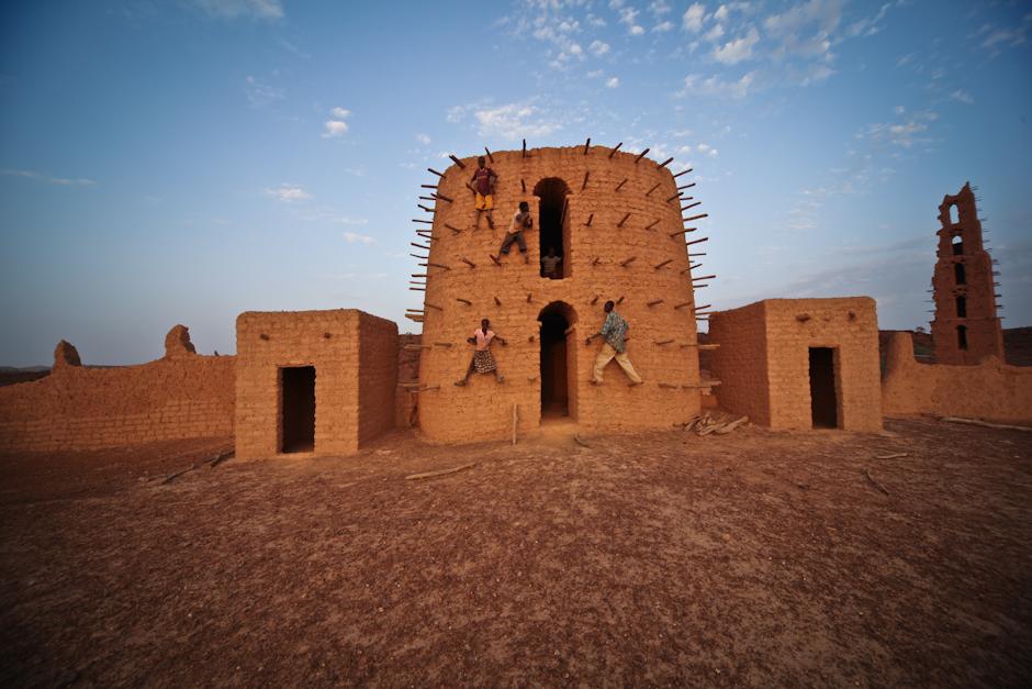 Fotoreportaż z Burkina Faso