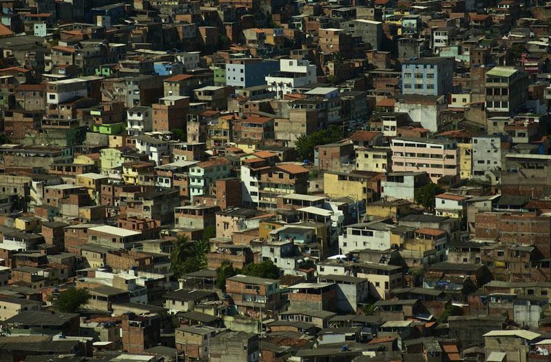 Brazylijskie favele