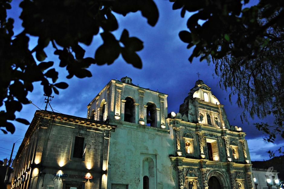 Stolica Majó w Gwatemali - fotogaleria zdjęć z podróży
