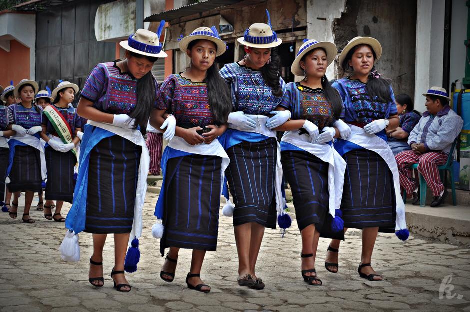 Dzień Niepodległości w Gwatemali - foto