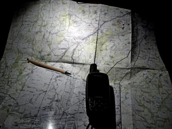 Mapa niezbędna w podróży