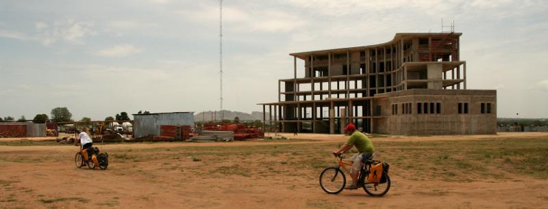 Dżuba - stolica Sudanu Południowego