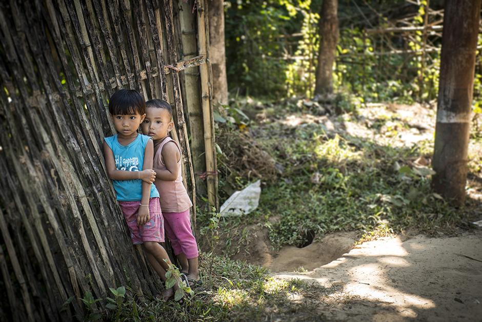 Dzieci z Bangladeszu - zdjęcia z podróży