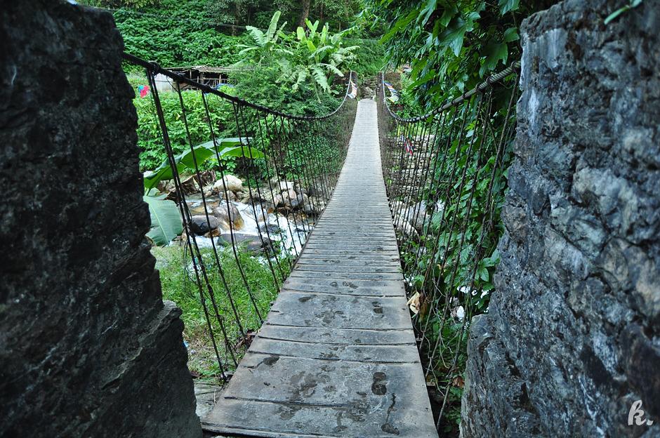 Szlak turystyczny przez Himalaje