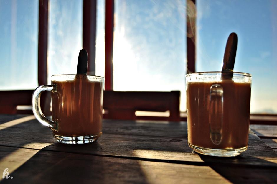 Aromatyczna nepalska herbata