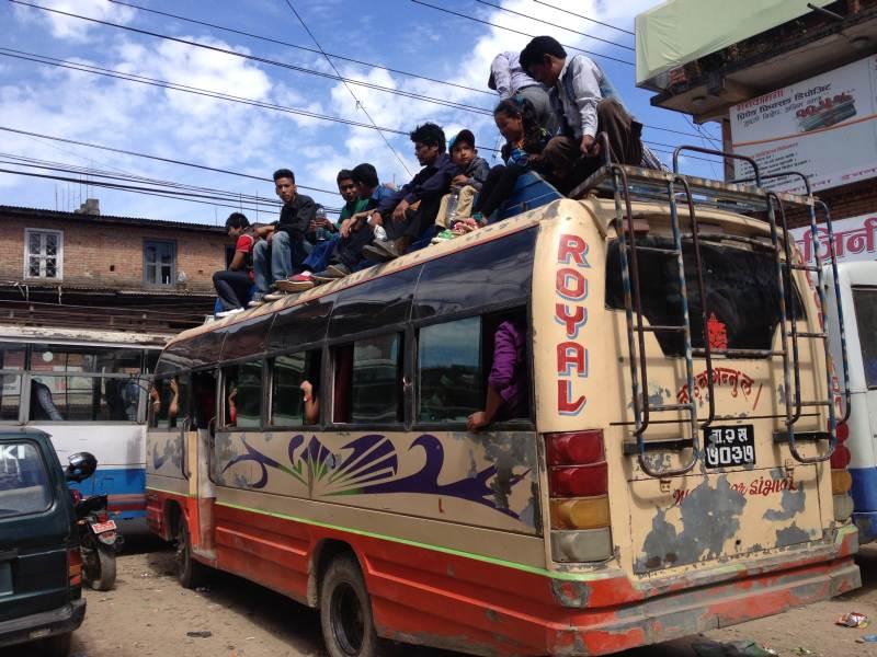 Transport w Nepalu