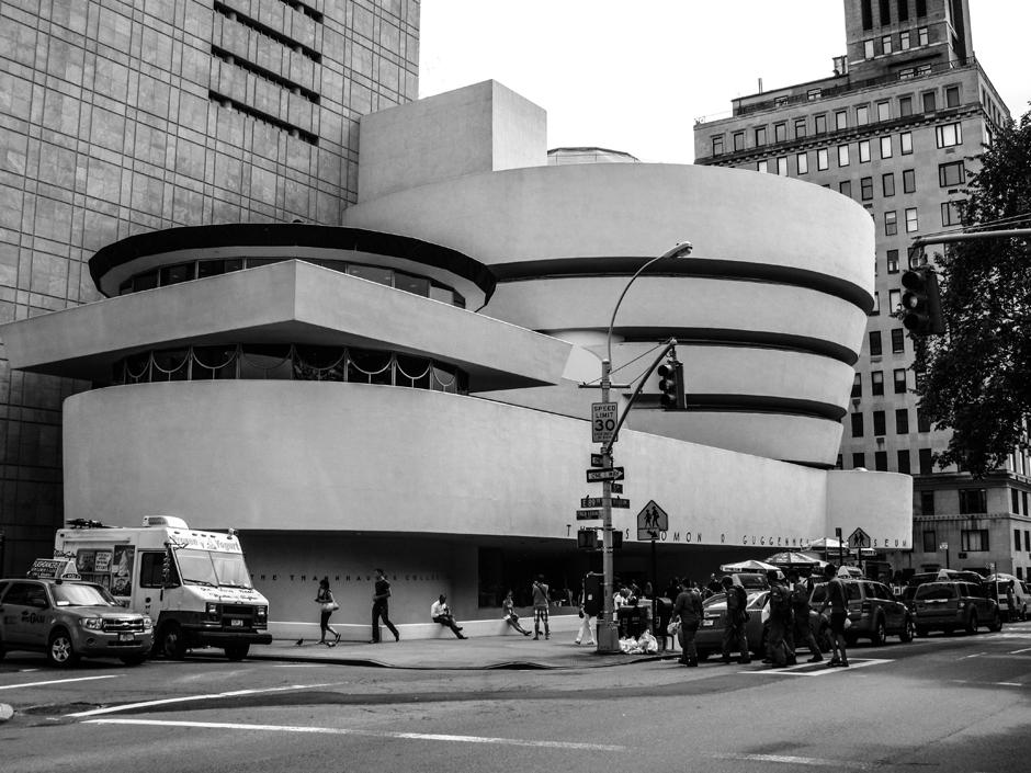 Nowoczesna architektura Nowego Jorku