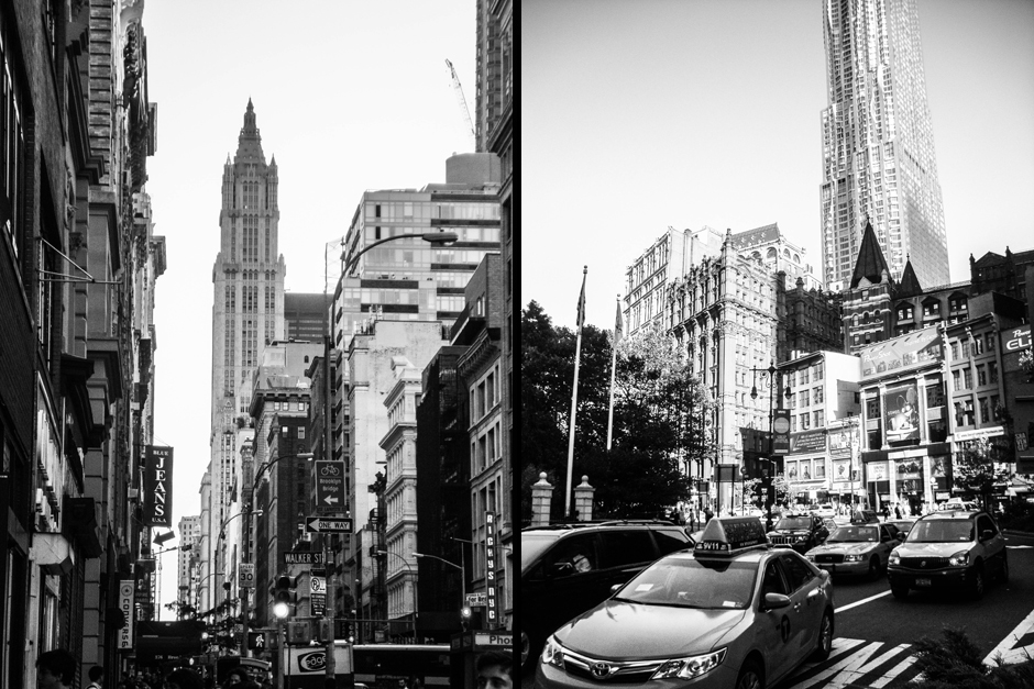 Nowojorskie ulice - fotoreportaż