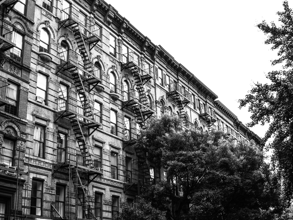 Charakterystyczne budynki Nowego Jorku