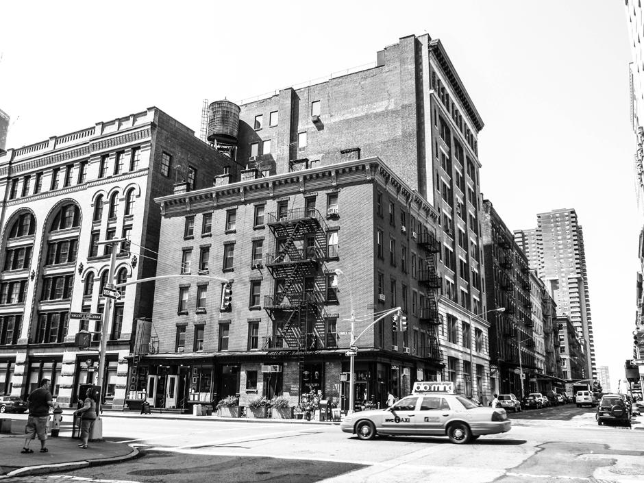 Nowy Jork w czerni i bieli