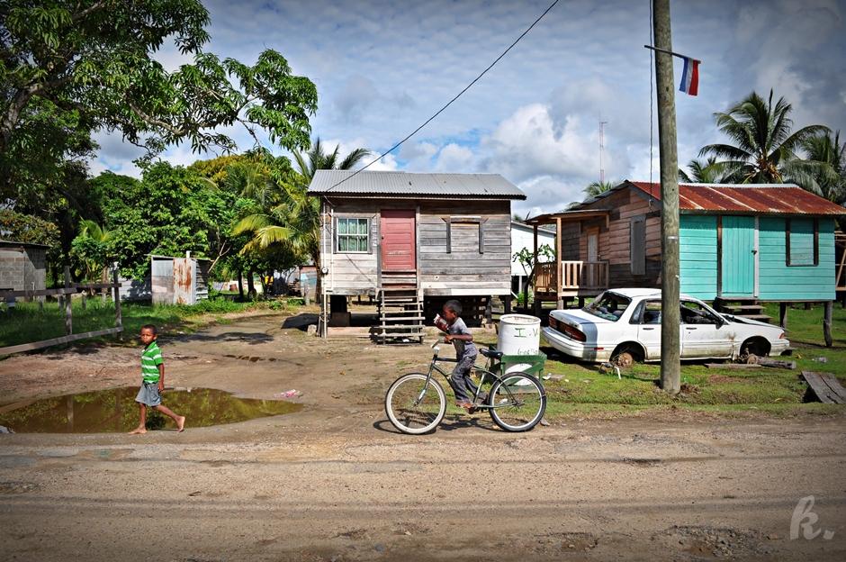 Dzieciaki z Belize