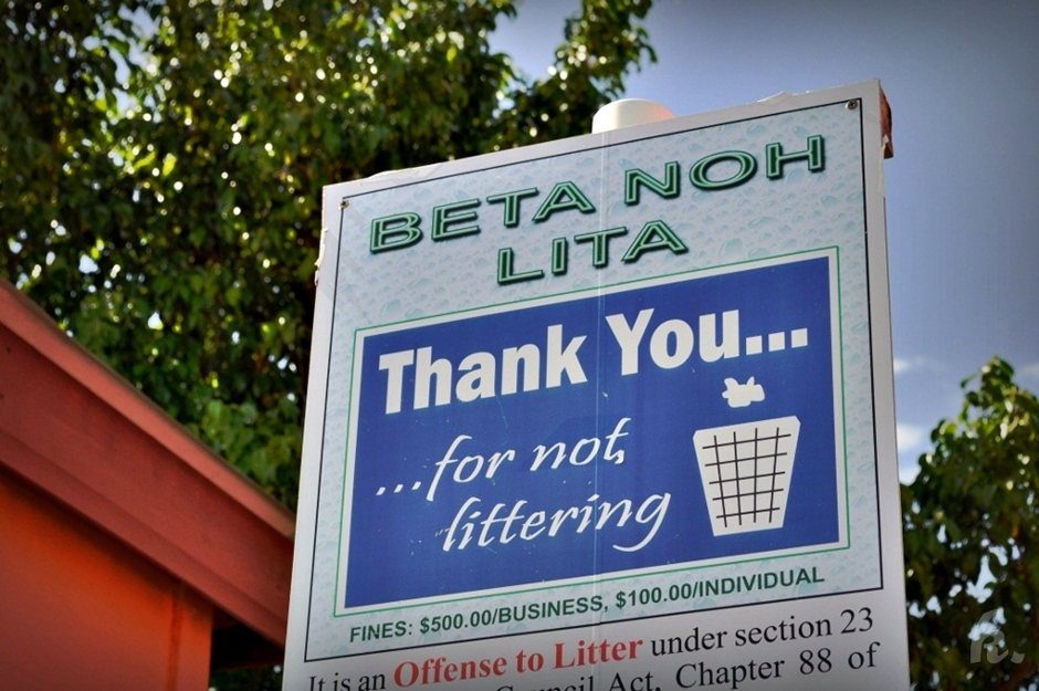 W Belize dogadacie się po angielsku