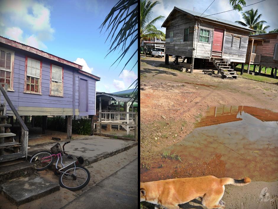 Kiedy w Polsce jest lato Belize nawiedzają huragany