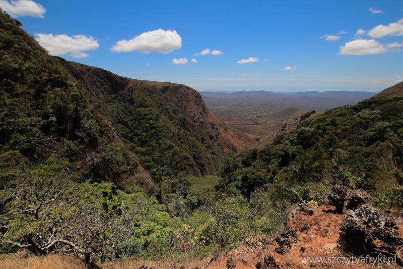 Góry Afryki - Mafinga Hills w Malawi