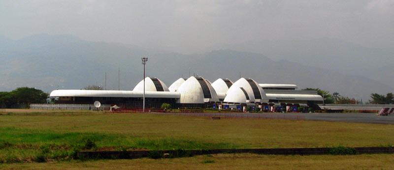 Lotnisko w stolicy Burundii