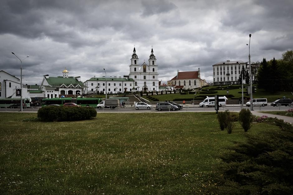 Katedra Świetego Ducha w Mińsku