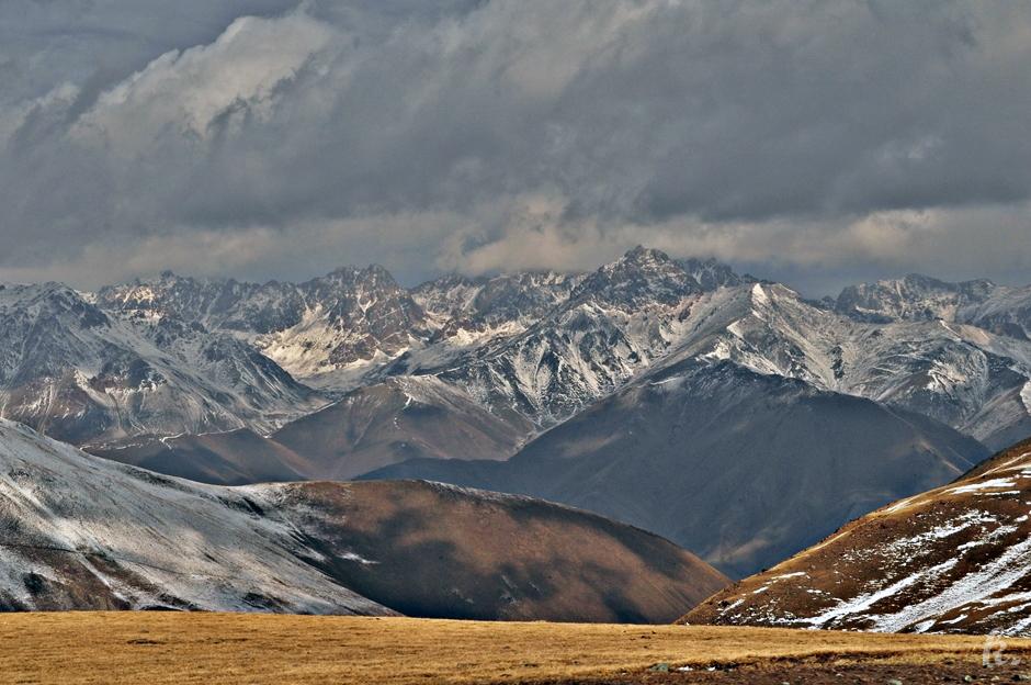Góry Kirgistanu - zdjęcia z wyprawy