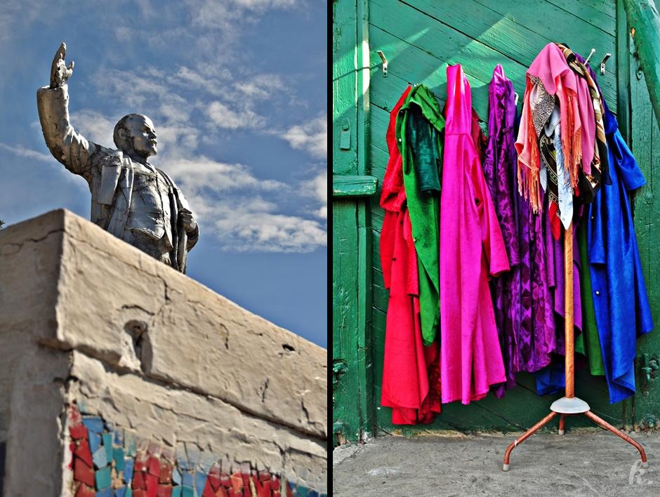 Lenin z Kirgistanu