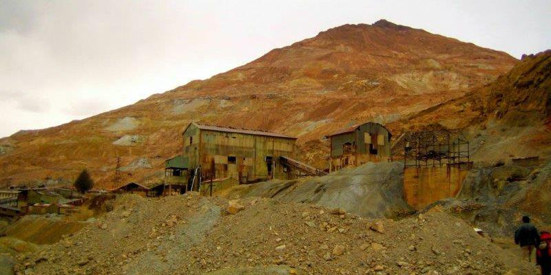 Kopalnia srebra w Potosi - podróż do Boliwi