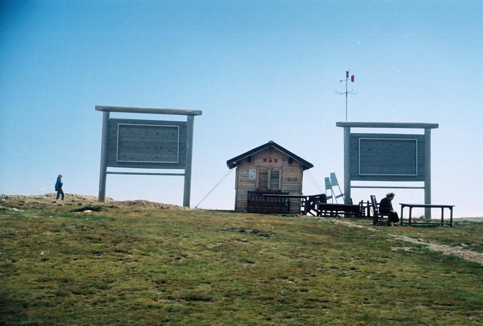 Bar w górach Bucegi - zdjęcia z Rumunii