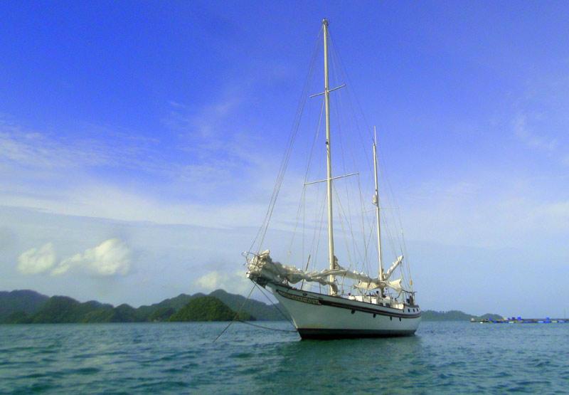 Jak podróżować jachtostopem