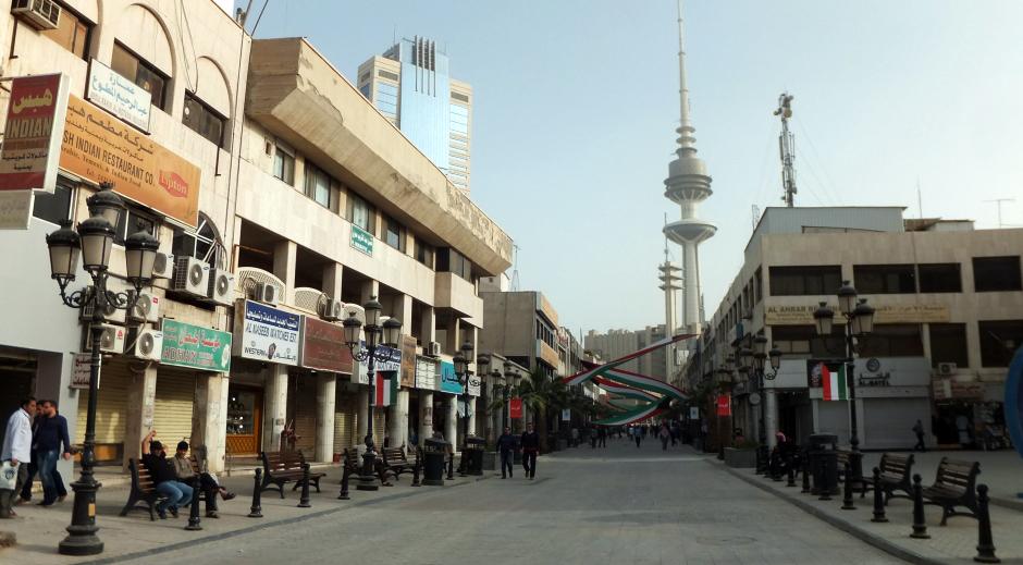 Liberation Day w Kuwejcie nad Zatoką Arabską