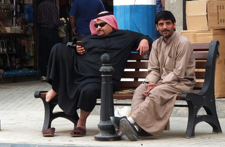 Arabscy szejkowie - foto