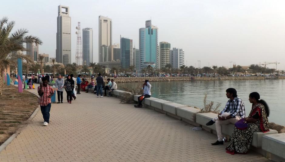 Podróż do Kuwejtu - fotoreportaż