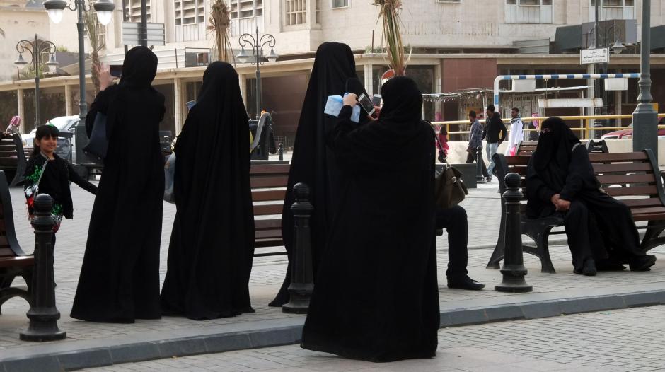 Arabskie kobiety w Kuwejcie