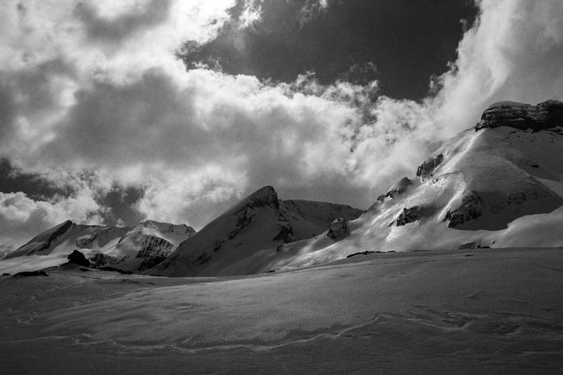 Zimowa wyprawa w Pireneje