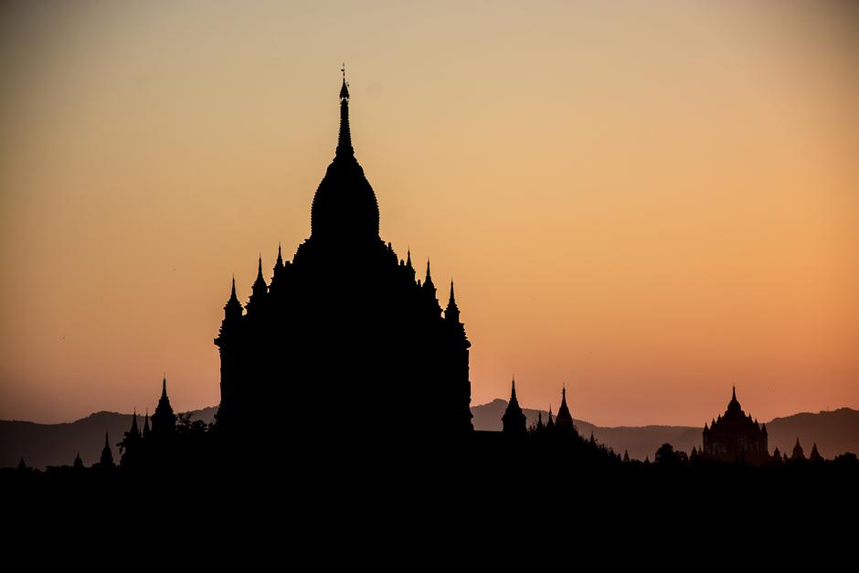 Zdjęcia z Baganu