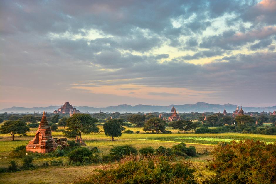 Zdjęcia z podróży do Mjanmy